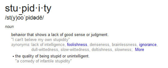 Stupidity_definition