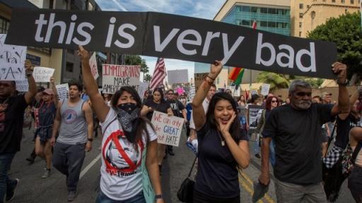 los-angeles-anti-trump-protest
