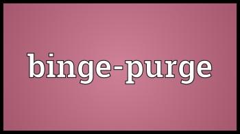 binge-purge