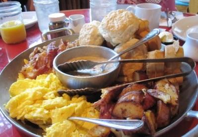 Whispering Canyon Breakfast Skillet