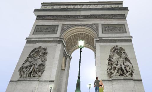 Arc de Triomphe2