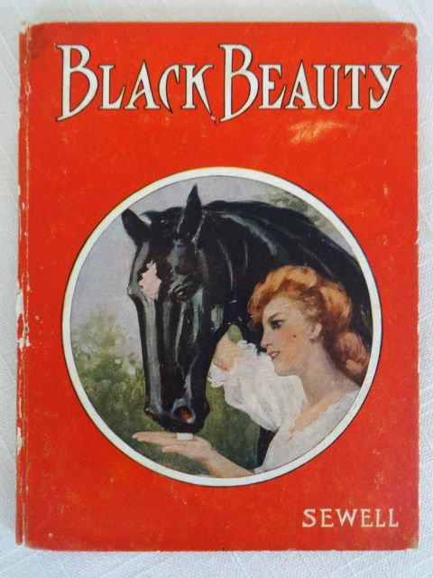 black beauty navelgazing writer