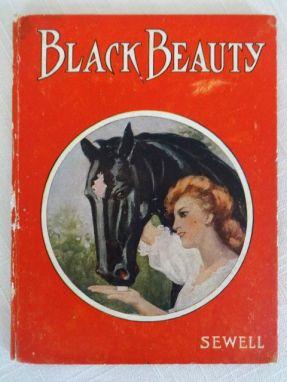 black beauty navelgazing writer