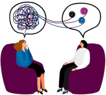 Psychotherapy anxiety pain Navelgazing Writer