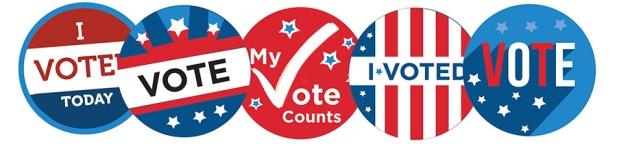 My Vote Counts Navelgazing Writer